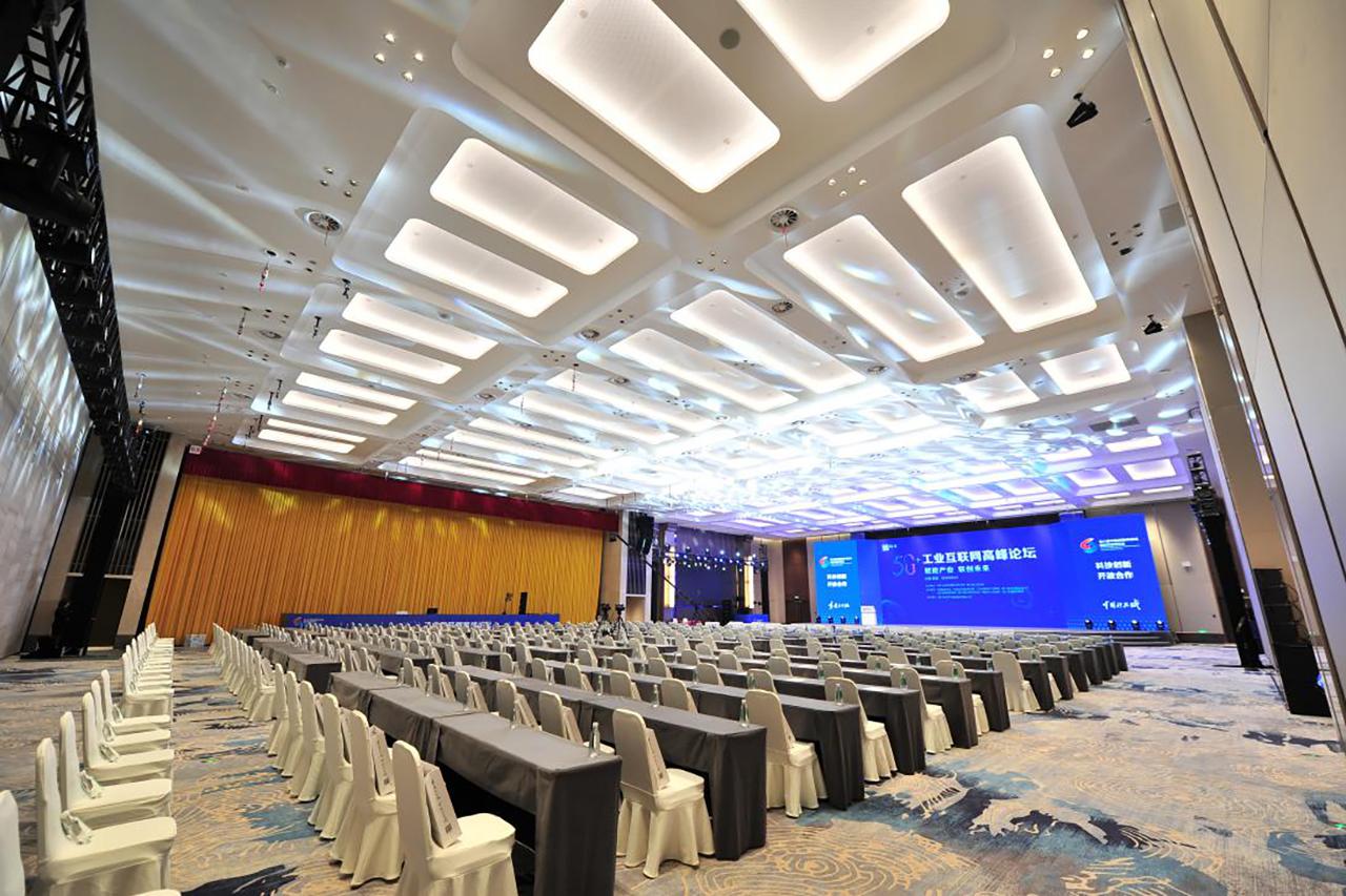 科发集团倾力保障第八届科博会